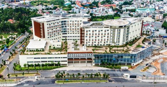 Bệnh viện Ung Bứu cơ sở 2