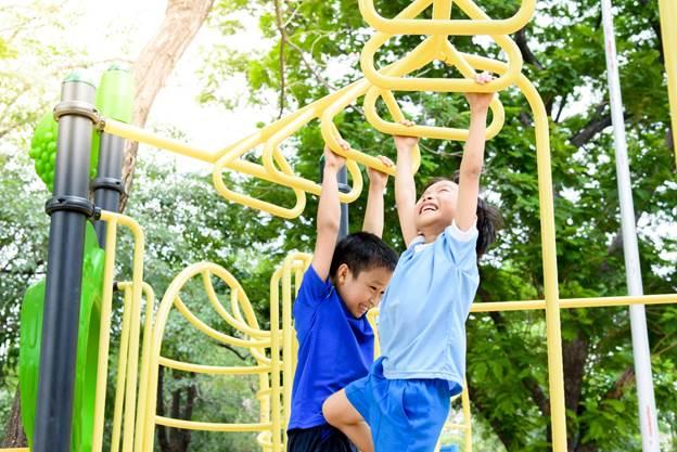 Khu vui chơi trẻ em của đô thị Đông Tăng Long