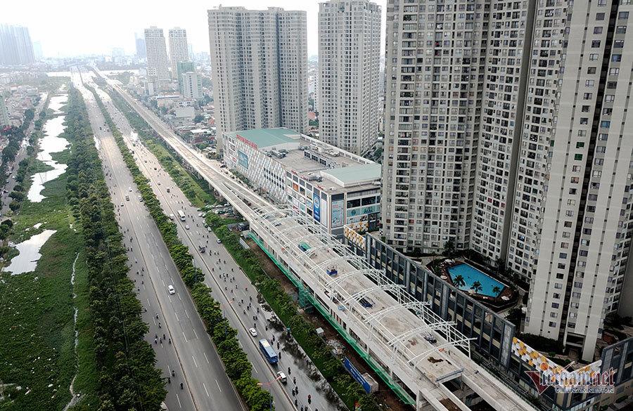 Cơ sở hạ tầng khu đông Tp.HCM