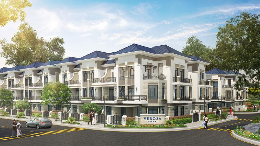 Phối cảnh dự án Verosa Park Khang Điền