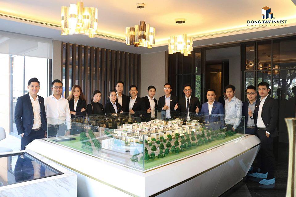 Các chuyên gia BĐS của Việt Á Land