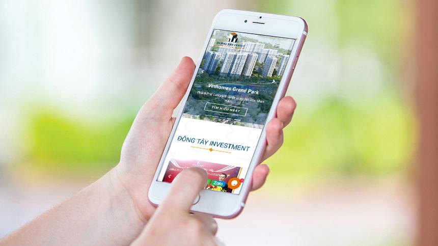 Booking Online – Hỗ trợ tư vấn thông tin các dự án BĐS mùa dịch
