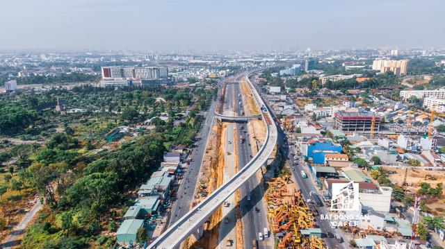 Toàn cảnh hạ tầng giao thông khu đông