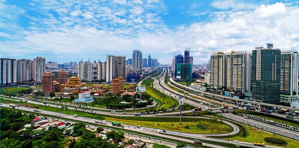 TPHCM thành lập thành phố phía Đông bao gồm 3 quận Thủ Đức - Quận 2- Quận 9