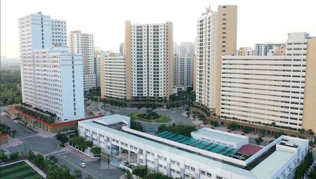 Thành phố hồ chí minh đề xuất sát nhập 3 quận 9 phường