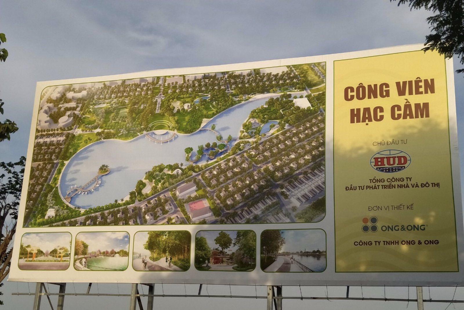 HẠC CẦM PARK - Công viên trung tâm Khu đô thị Đông Tăng Long Quận 9