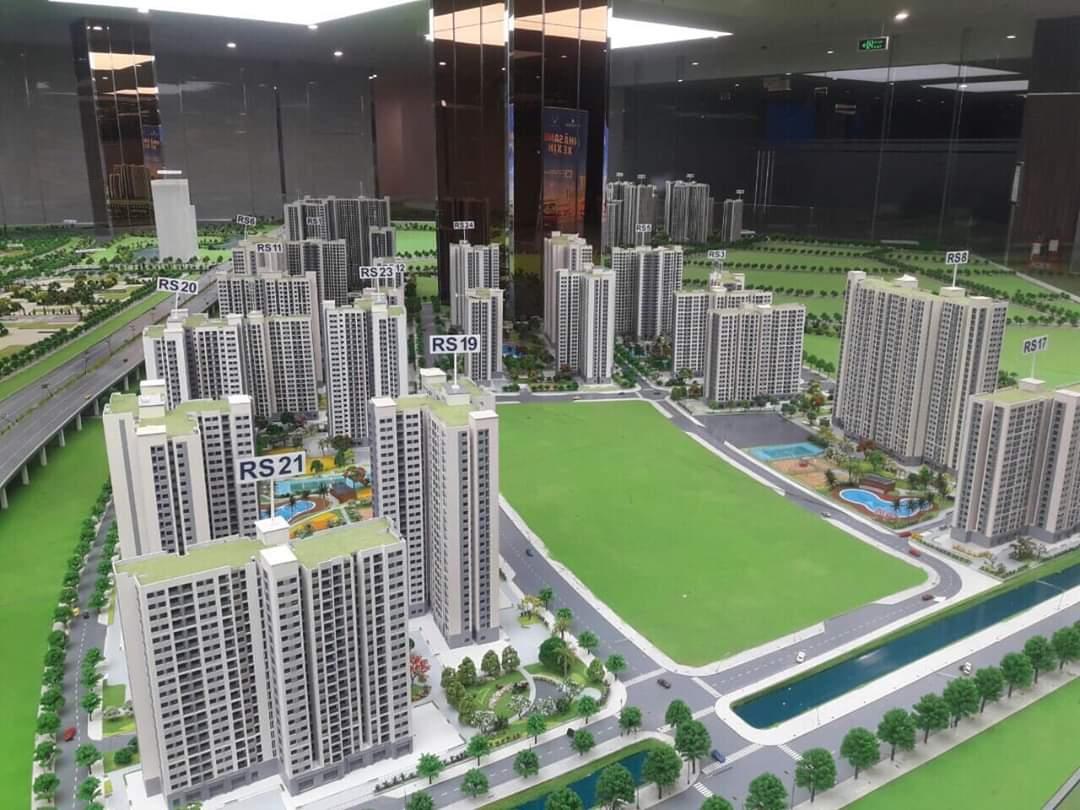 Cập nhật tiến độ dự án Vinhomes Grand Park tháng 5/2020