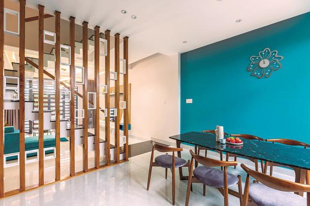 Một Phối cảnh thiết kế phòng bếp của căn hộ hạng sang
