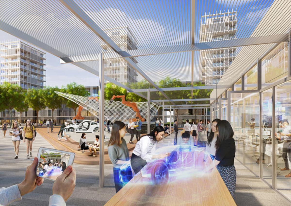 Trung tâm công nghệ giáo dục ĐH Quốc gia TP HCM