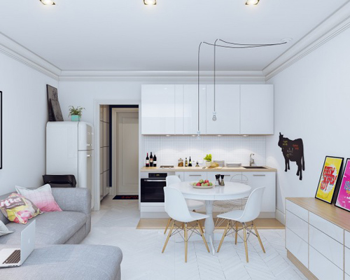 5 bí quyết trang trí phòng ngủ siêu nhỏ trở nên thoáng rộng và tinh tế