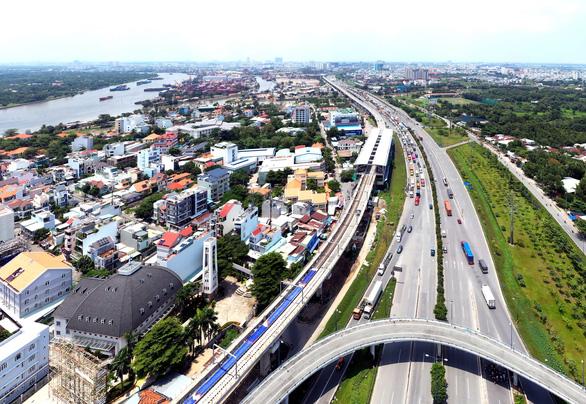 Hệ thống giao thông đồng bộ là một lợi thế rất lớn để phát triển TP Thủ Đức