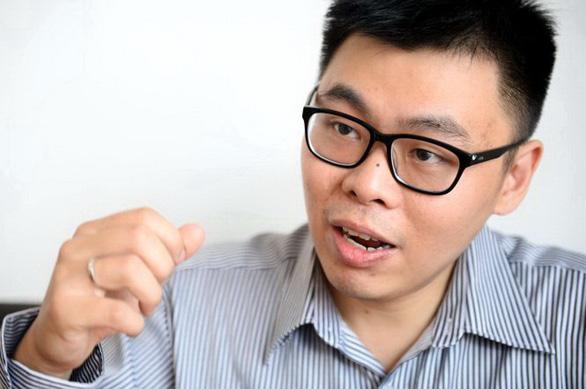 TS.Trương Minh Huy Vũ