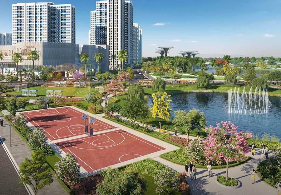 Cuộc sống hiện đại năng động đáng sống của vinhome grand park