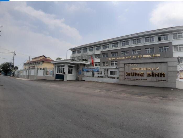 Trường THCS Hưng Bình