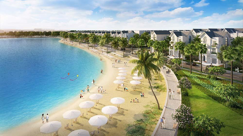 Tiện ích nhà phố vinhomes ocean park