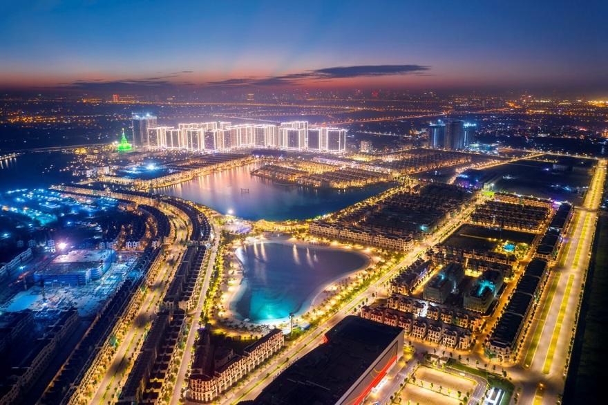 Vinhomes Ocean Park là Đại đô thị lớn nhất của Vinhomes trên toàn quốc, được xây dựng theo mô hình thành phố biển, sôi động sầm uất về đêm