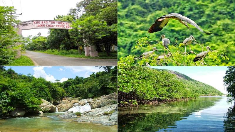Khu bảo tồn thiên nhiên Bình Châu – Phước Bửu